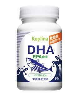 枕崎港水揚げカツオDHA(EPA含有)パッケージ画像